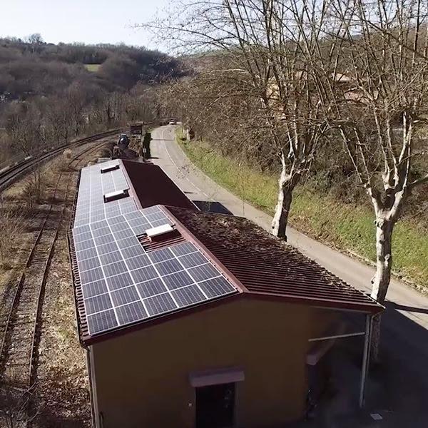 Le Pays Midi Quercy s'équipe en toitures solaires !