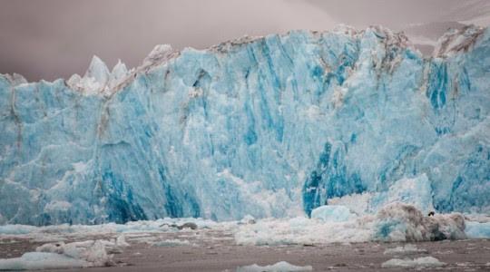 Водопады, айсберги, фьорды