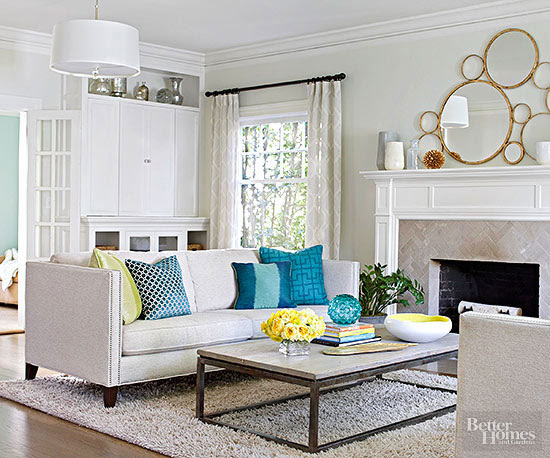 No-Fail Living Room Arranging Trick