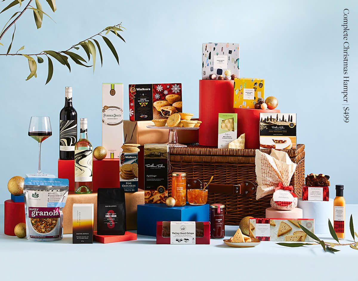Bundles of Joy | Complete Christmas Hamper | $499