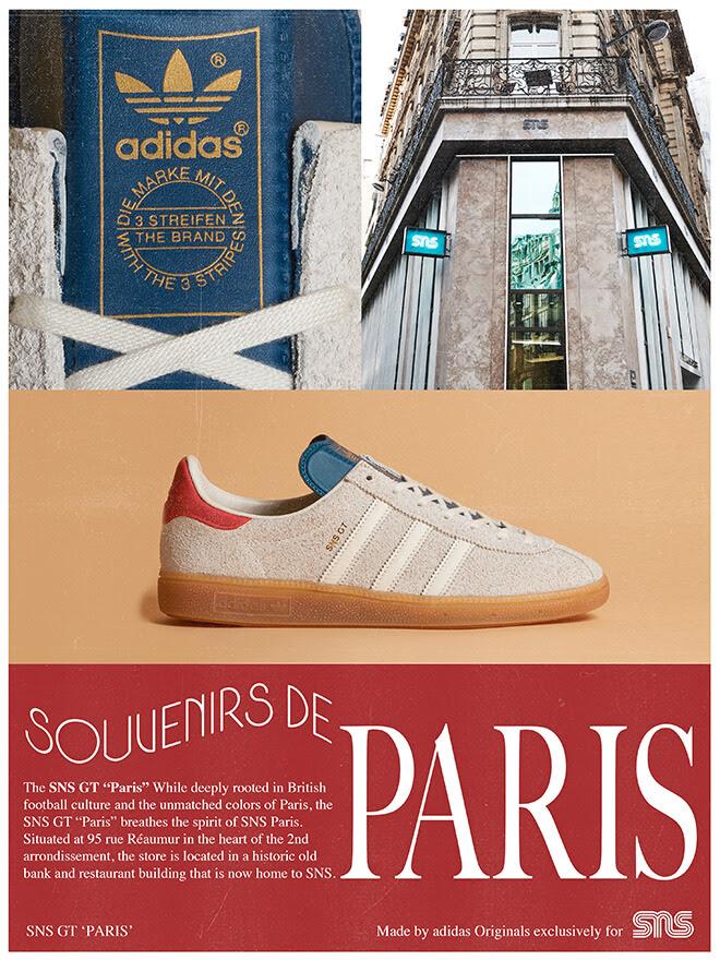 adidas Originals SNS GT ''Paris''