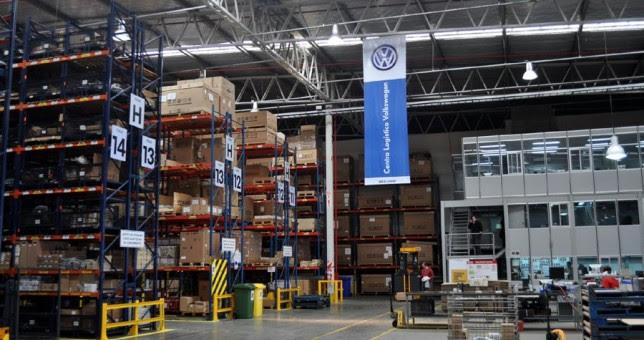 VW suspende 600 trabajadores hasta 2018