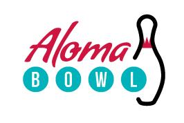 Aloma Bowling Centers - Aloma Bowl Logo