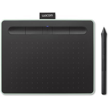 Intuos Bluetooth Creative Pen Tablet, Small, Pistachio Green