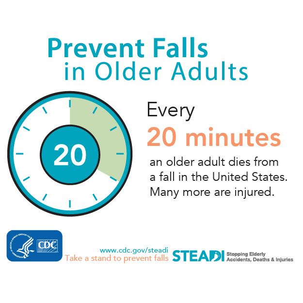 Prevent Falls in Older Adults