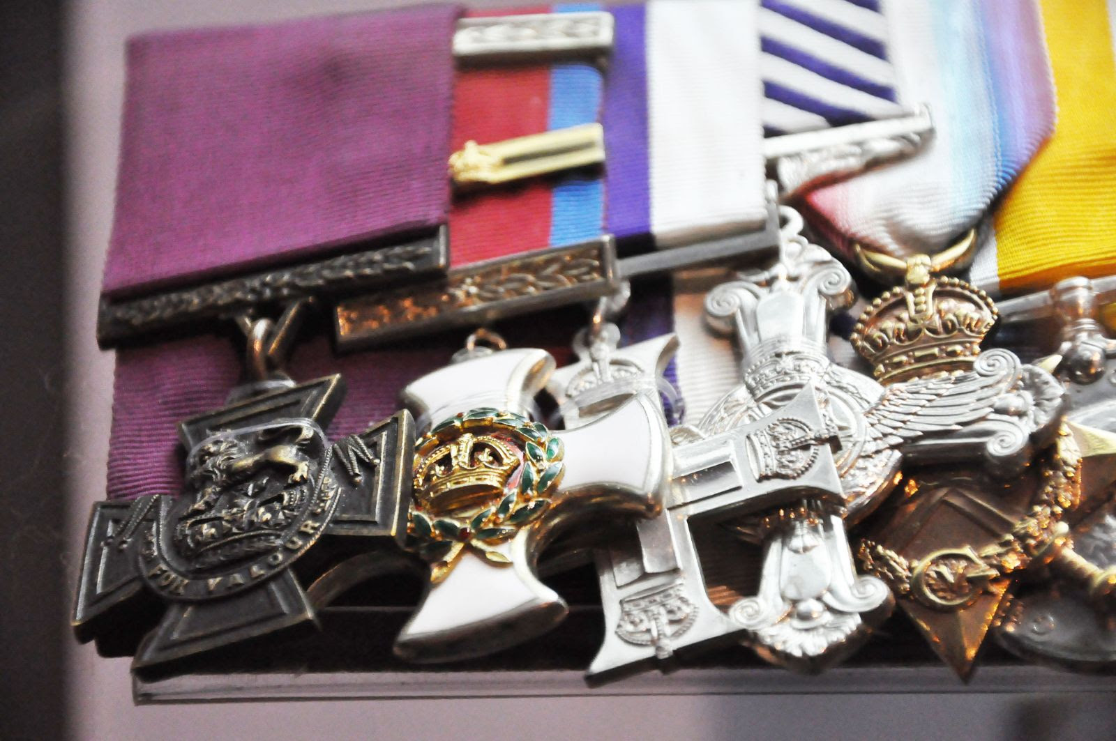 Stuff of legend: ingredients that make the Victoria Cross