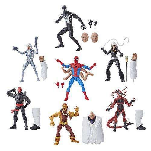 Image of Amazing Spider-Man Marvel Legends Wave 11 (Kingpin BAF) - Case of 8