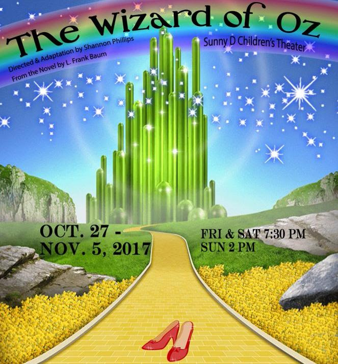 The Wizard of Oz presented by Sunny D_s