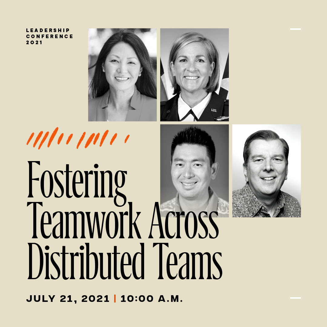 Click here to learn more about this Leadership Conference Breakout Session!