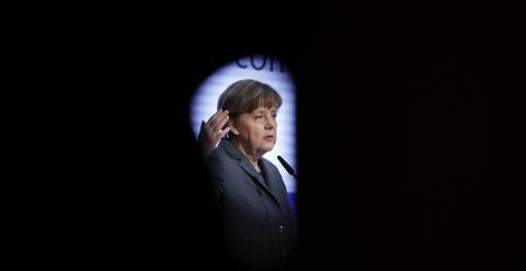 La canciller alemana Angela Merkel, en una imagen de archivo. REUTERS