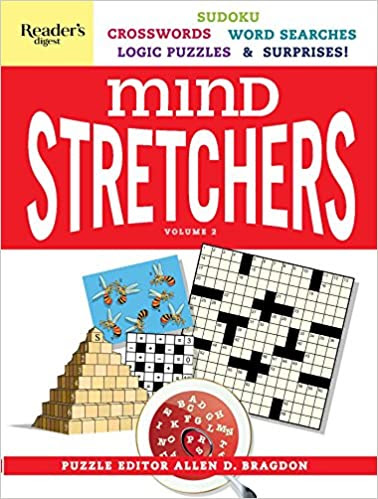 Mind Stretchers Vol 2 Cover