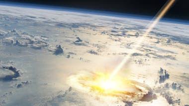 Los expertos aclaran que es muy remota la posibilidad de que un meteorito peligroso impacte la Tierra.