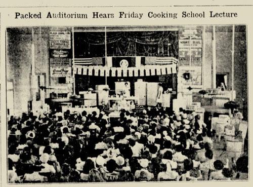 Fredericksburg TX Peters Hall Auditoriam