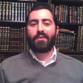 How is Doing a Voluntary Mitzvah Like Wearing a Snazzy Outfit? (video)