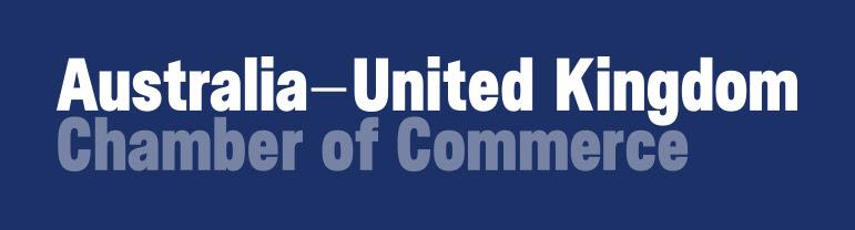 Logo Australia-United Kingdom Chamber of Commerce