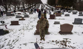 New Wreaths Across America group honors 2,100 veterans graves in North Huntingdon