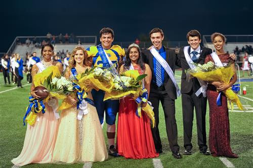 Homecoming Court 16