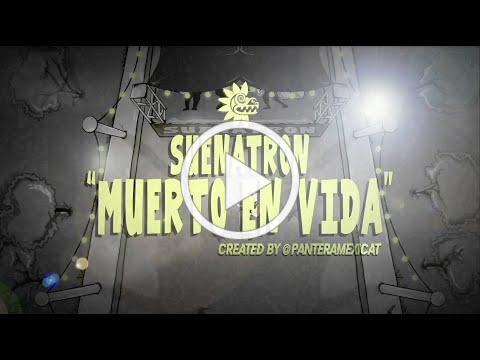 """Suenatron """"Muerto En Vida"""" video musical premiere."""