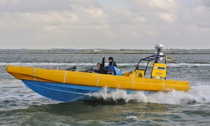 Medway Jet Boat Tour