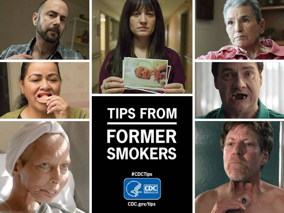 CDC Tips from Former Smokers