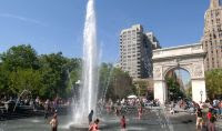 Become a Washington Square Park Greeter