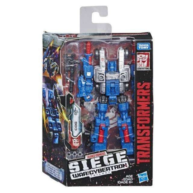 Image of Transformers: Generations - War For Cybertron Siege Deluxe Wave 1 - Cog