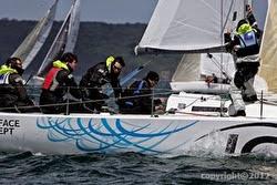 J/80 sailing at GPEN