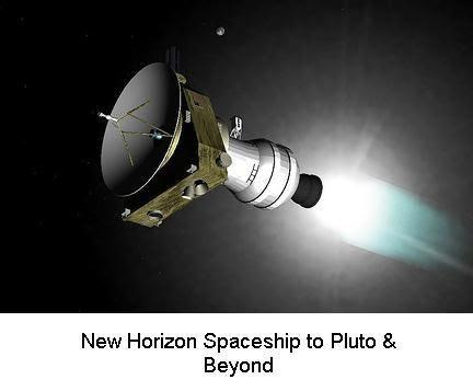 New Horizon Spaceship -1