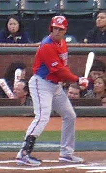 Carlos Beltrán on March 17, 2013.jpg