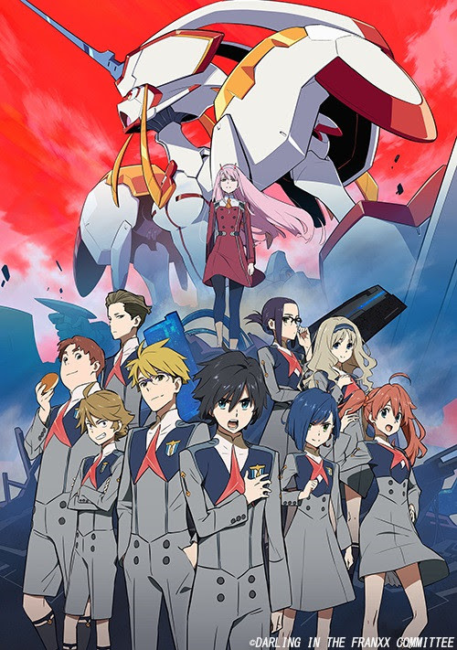 DARLING in the FRANXX