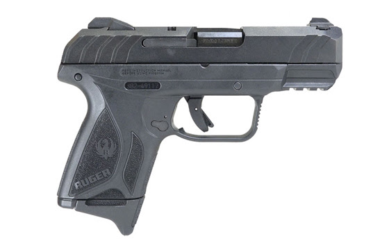 NRA Gun of the Week: Ruger Security-9 Compact Pistol