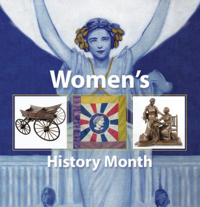 Women_s History Month exhibits
