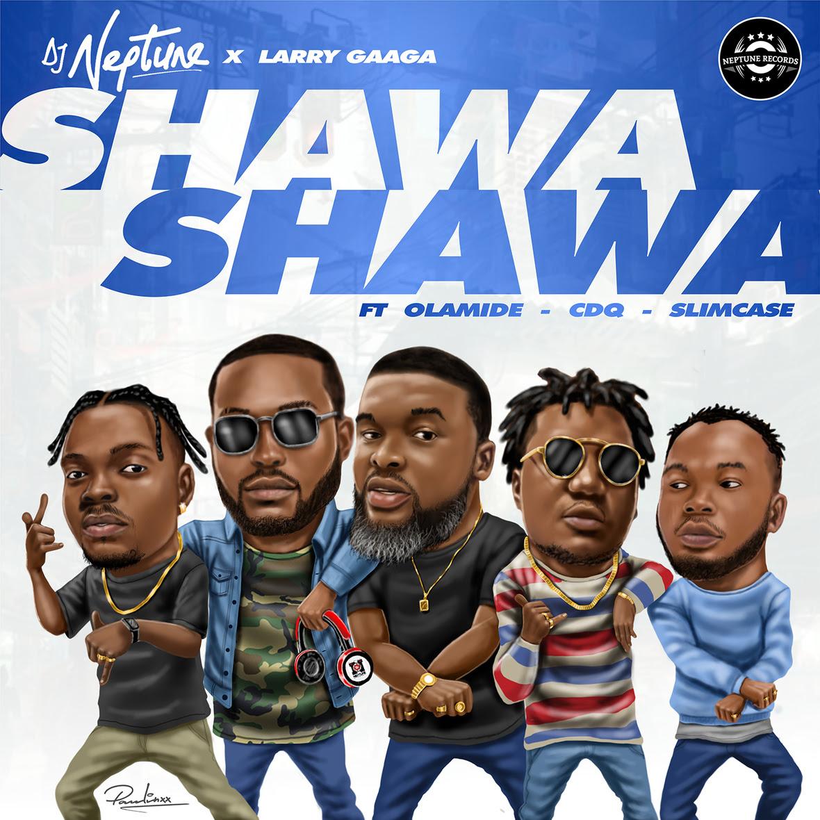 shawa shawa art 1
