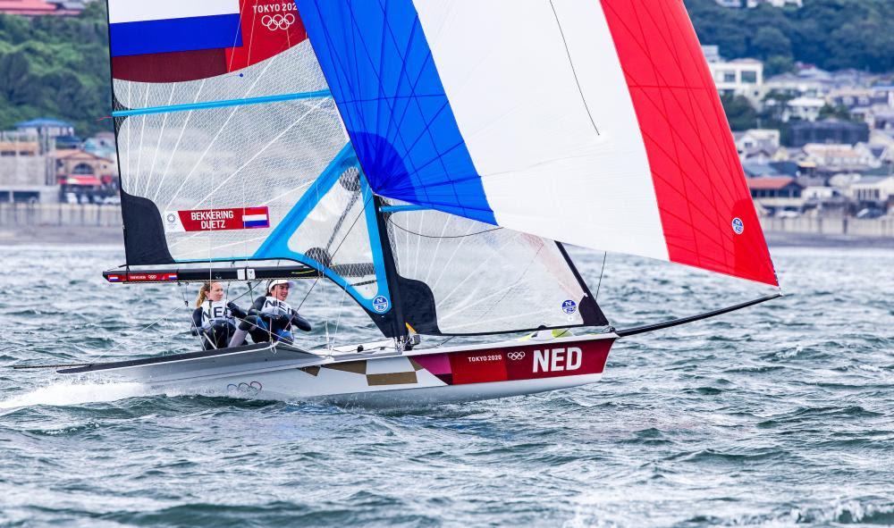 tokyo-2020-windsurfing-golds-yu-chn-and-badloe-ned