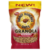 Honey Bunches of Oats Granola Raspberry