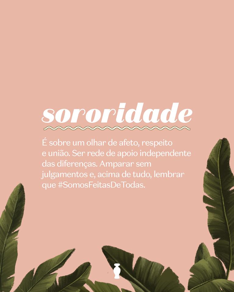 Boticário promove a sororidade neste Dia da Mulher