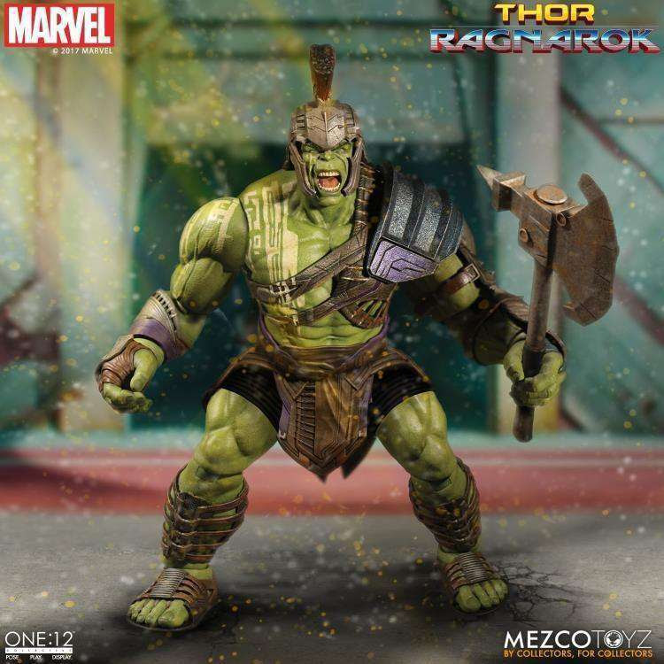 Image of One:12 Collective Thor: Ragnarok - Hulk