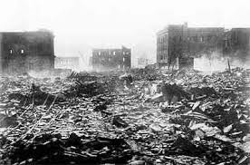 Image result for NUCLEAR BOMB HITTING CITIES