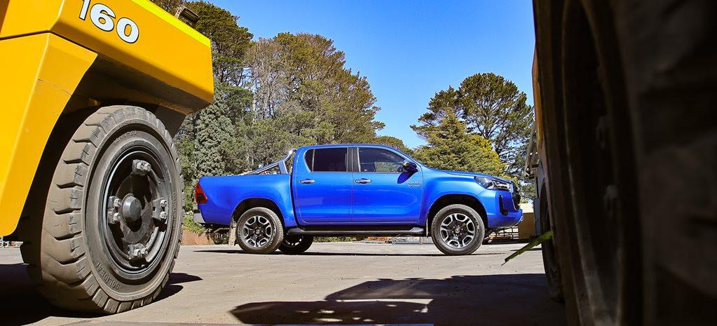 Toyota HiLux SR5+ 2020