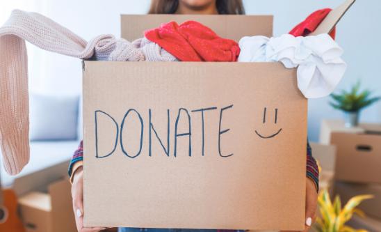 Donate Goods
