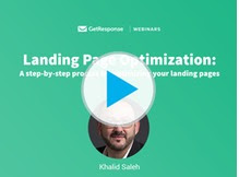 Webinar with Landing Page Audit