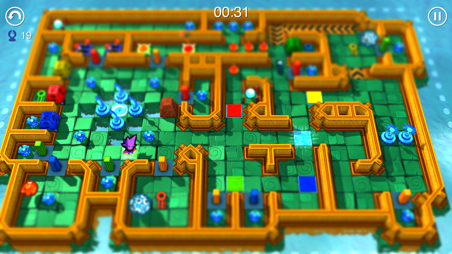 Chuck's Challenge 3D gets Flummery Update and currently 75% off