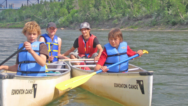 Get active during Recreation and Parks Month