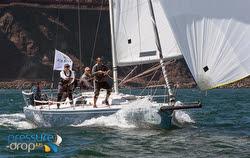 J/105 sailing San Francisco Bay