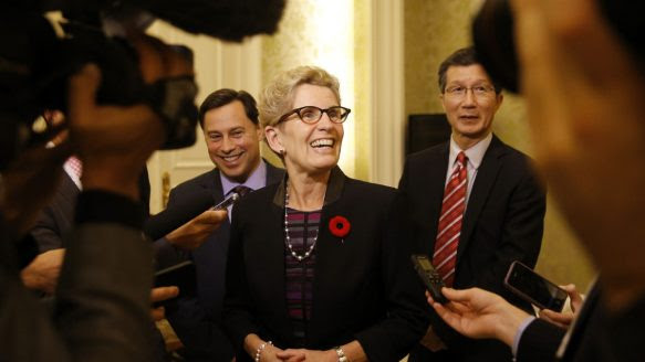 For Kathleen Wynne, who has been promoting Ontario in Shanghai, Nanjing, and Beijing since Sunday, Huawei's investment is a huge boost at a time when the province is striving to attract high-technology jobs.
