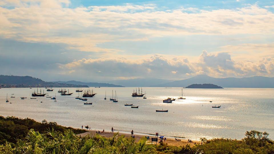 Florianópolis, Praia Tropical, Cachoeira Do Bom Jesus