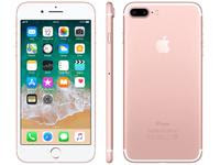 iPhone 7 Plus Apple 32GB Ouro Rosa 4G Tela 5.5?