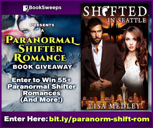 Win Shifted in Seattle or more than 55 other paranormal shifter romances! #contest