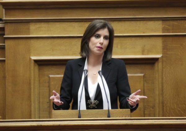 Ασημακοπούλου: Τεράστιο το κόστος του λαϊκισμού στην Ελλάδα