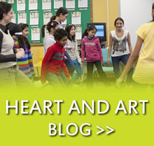 Go to the Heart and Art blog